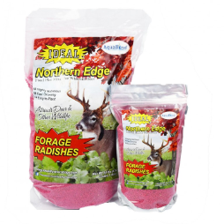 Ideal Northern Edge Forage Radishes Food Plot Seed - 2.5 Lbs