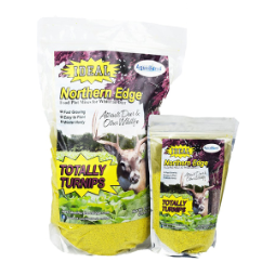 Ideal Northern Edge Totally Turnips Food Plot Seed - 2.5 Lbs