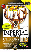 Imperial Whitetail Chicory Plus 3.5# ( .5 acres )
