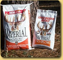 "Imperial Whitetail ""No-Plow"" 9# ( .5 acres )"