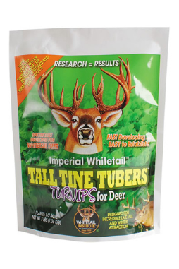 Imperial Whitetail Tall Tine Tubers 3# (.5 Acre)