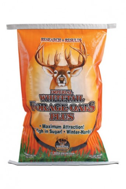 Imperial Whitetail Forage Oats Plus 45# (.5 Acre)