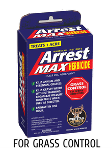 WhiteTail Institute Arrest Max Herbicide 1 Pint ( 1 Acre )