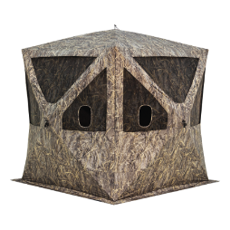 Barronett Big Cat Blades Camo Ground Blind - BC350BB