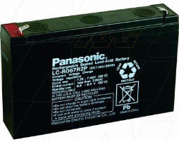 Spartan HCO 42AH 6 Volt Battery
