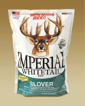 Imperial Whitetail Clover 4# ( .5 acres )