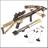 Covert BloodShed Crossbow Kit