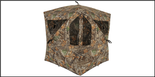 Ameristep Brickhouse Ground Blind - 1RX3H019