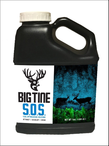 Big Tine S.O.S. (Soil Optimization Solution)