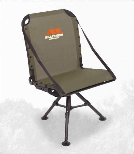 Millennium Ground Blind Chair - G-100