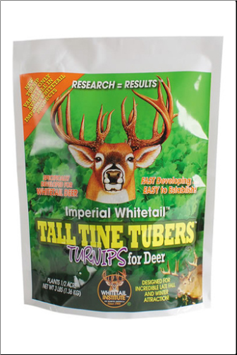 Imperial Whitetail Tall Tine Tubers 12# (2 Acres)