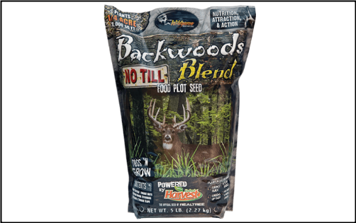 WildGame Innovations Backwoods Blend - (5 Lbs) 1/4 Acres