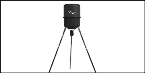 WildGame Innovations W225D-WGI/ 0G/POLY BRL FEEDER