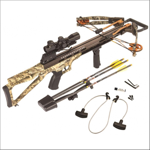 Carbon Express Covert BloodShed Crossbow Kit