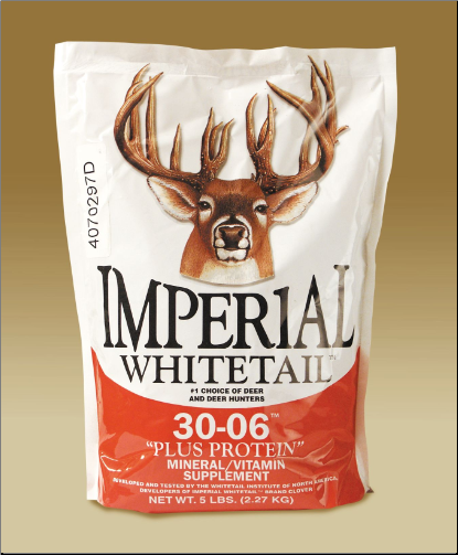 Whitetail Institute 30-06 Plus Protein 20#