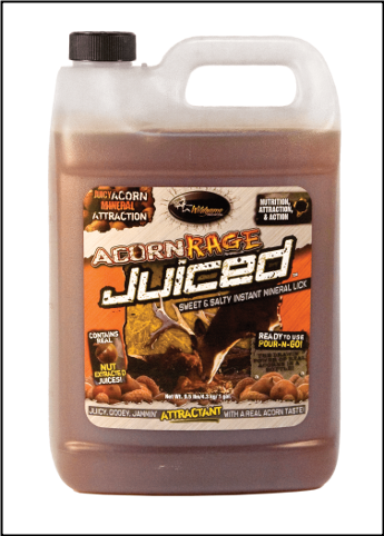 WildGame Innovations Acorn Rage Juiced (1 Gallon)
