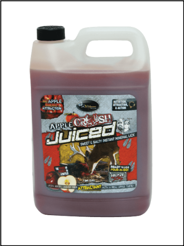 WildGame Innovations Apple Crush Juiced (1 Gallon)
