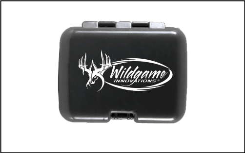 WildGame Innovations 358215 SD CARD HOLDER (hold 8 SD cards)